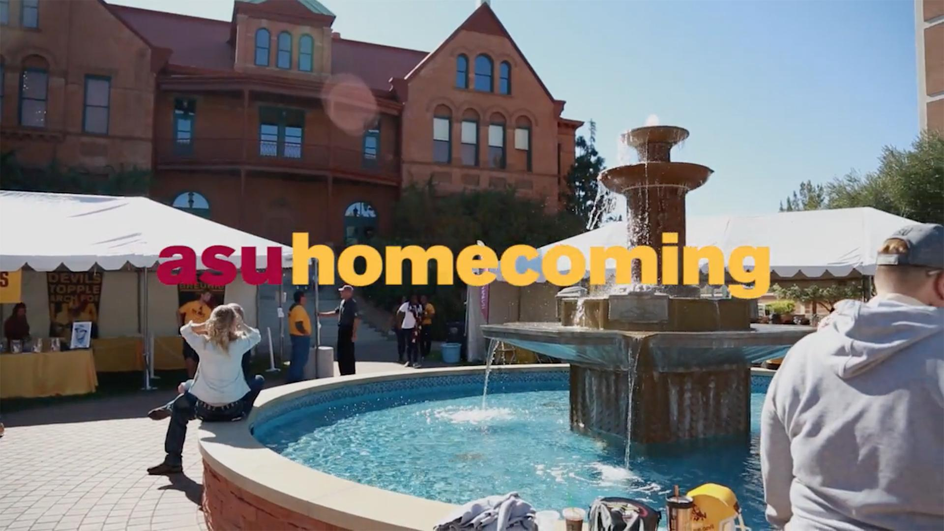 ASU homecoming